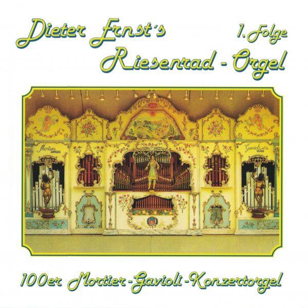Drehorgel-Shop: Dieter Ernst's Riesenrad-Orgel - 1. Folge (CD2033)