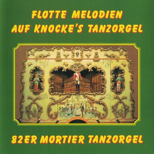 Drehorgel-Shop: Flotte Melodien auf Knocke's Tanzorgel (CD2063)