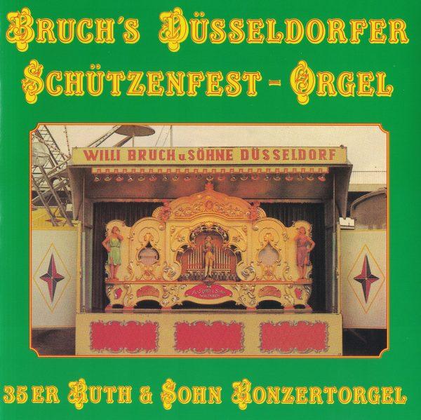 Drehorgel-Shop: Bruch's Düsseldorfer Schützenfest-Orgel (CD2064)