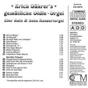 Drehorgel-Shop: Erich Gührer's gemütliche Oldie-Orgel (CD2072)
