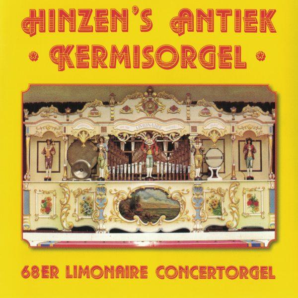 Drehorgel-Shop: Hinzen's Antiek Kermisorgel (CD2082)