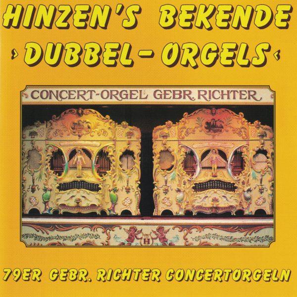Drehorgel-Shop: Hinzen's Bekende Dubbel-Orgels (CD2083)
