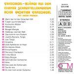 Drehorgel-Shop: Tanzorgel-Klänge aus dem Essener Schaustellermuseum (CD2100)