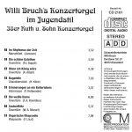 Drehorgel-Shop: Will Bruch's Konzertorgel im Jugendstil (CD2101)
