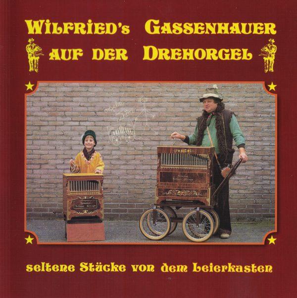 Drehorgel-Shop: Wilfried's Gassenhauer auf der Drehorgel (CD2104)