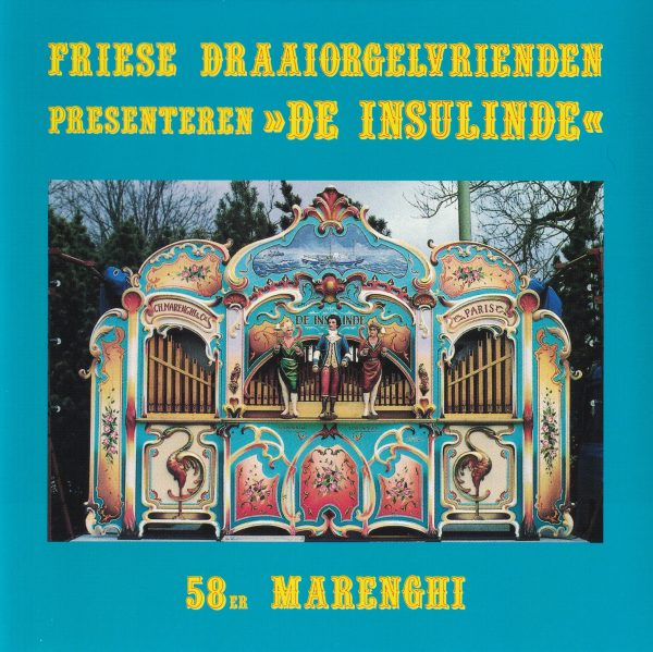 Drehorgel-Shop: Friese Draaiorgelvrienden presenteren: De Insulinde (CD2112)