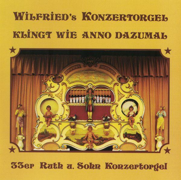 Drehorgel-Shop: Wilfried's Konzertorgel klingt wie anno dazumal (CD2118)