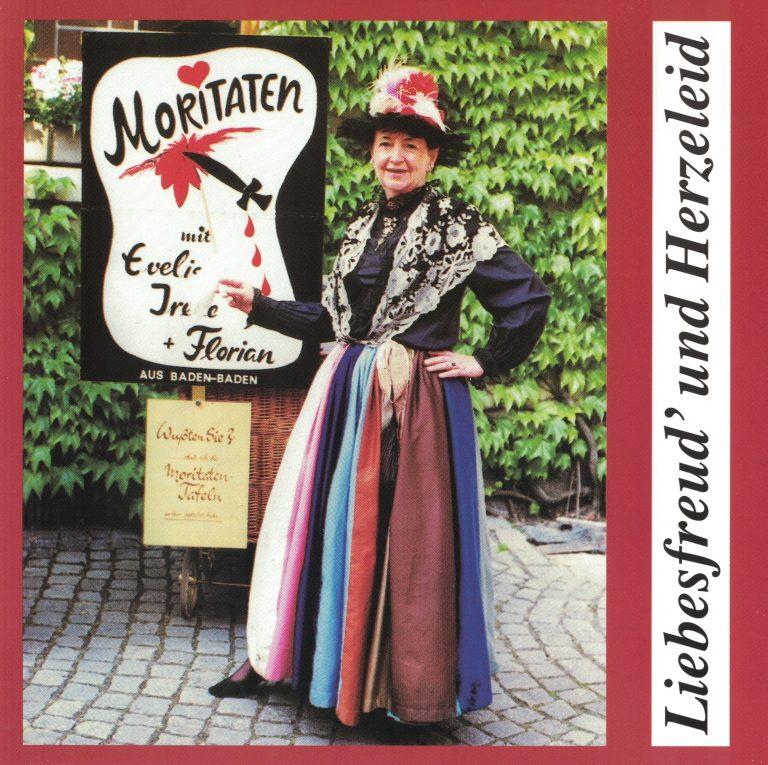 Drehorgel-Shop: Liebesfreud' und Herzeleid: Evelis Reichardt singt Moritaten (CD2125)