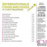 Drehorgel-Shop: Internationale Orgelmelodies - Folge 3 (CD2127)
