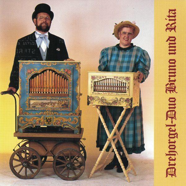 Drehorgel-Shop: Drehorgel-Duo Bruno und Rita (CD3003)