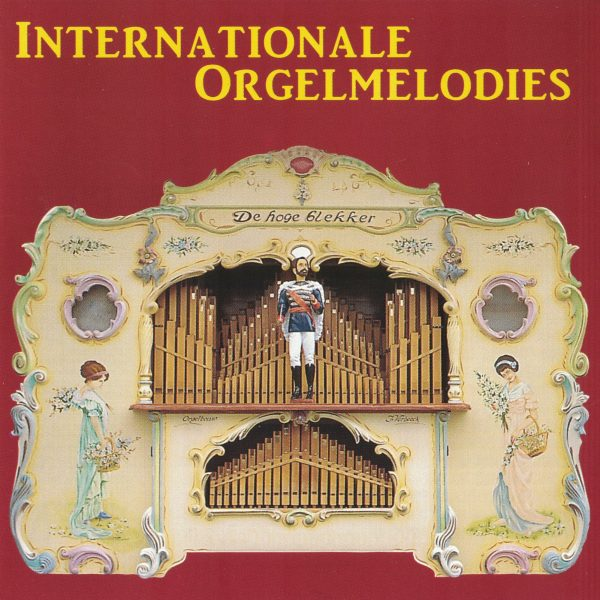 Drehorgel-Shop: Internationale Orgelmelodies (CD3004)