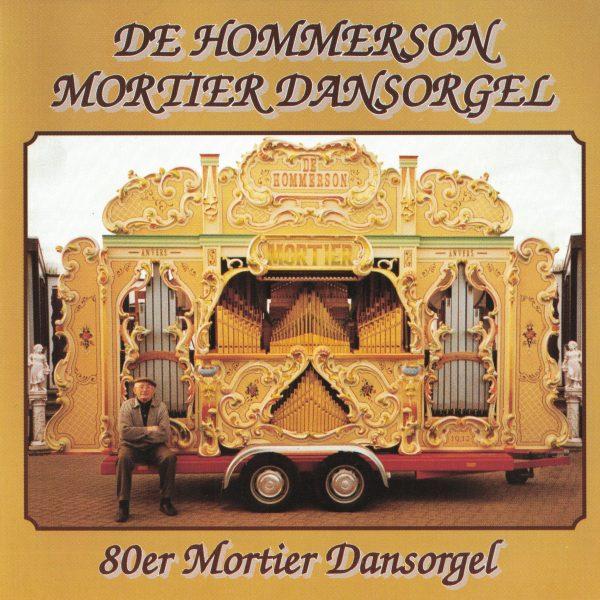 Drehorgel-Shop: De Hommerson - Mortier Dansorgel (CD3024)