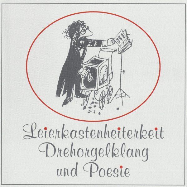Drehorgel-Shop: Leierkastenheiterkeit - Drehorgelklang und Poesie (CD3034)