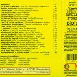 Drehorgel-Shop: Hammers - Bunter Melodienstrauß * Volkslieder - Evergreen - Klassiker (CD3047)