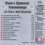 Drehorgel-Shop: Blome's historische Jahrmarktorgel - Anno 1903 (CD3052)